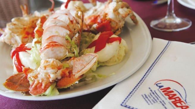 Sugerencia del chef - La Marea, Cádiz