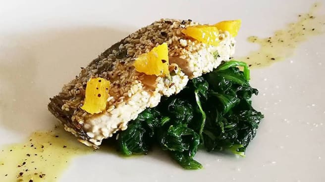 Suggerimento dello chef - The 105 Street Food