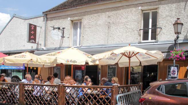 Notre Terrasse - Chez Camille, Orsay