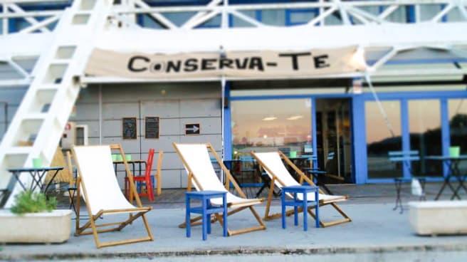 Esplanada - Conserva-Te, Lisboa