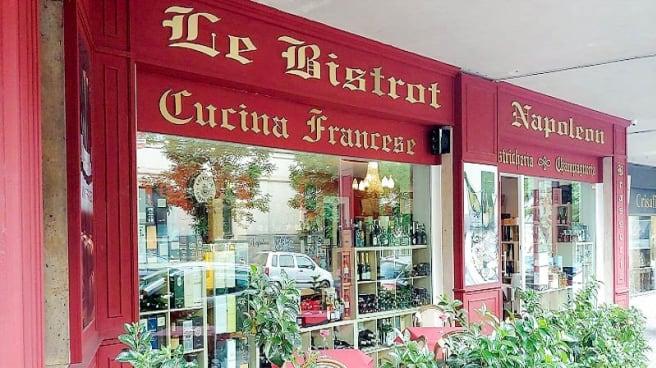 Entrata - Le Bistrot Napoleon, Catania