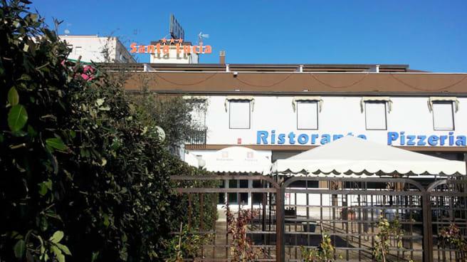 Esterno - Pizzeria Santa Lucia, Bastia Umbra