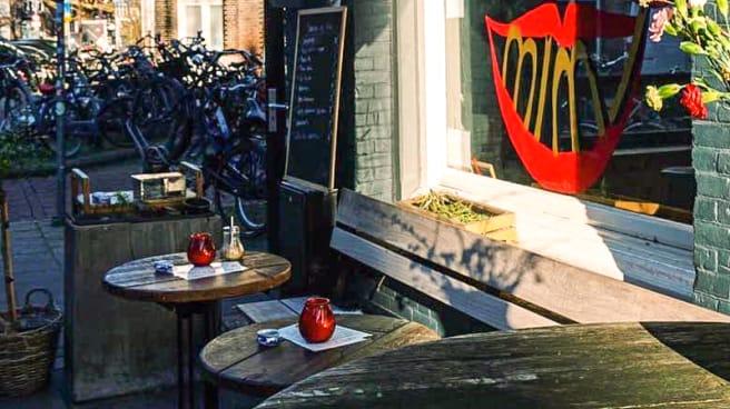 Terrace - Bar Mimi, Amsterdam