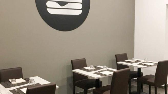 Vista sala - Officina Del Hamburger, Gallarate
