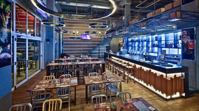 Veduta dell interno - Beer Station Paderno Dugnano