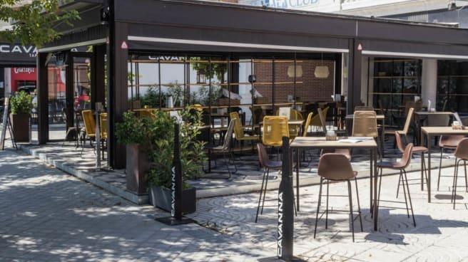 Terraza - Cavanna Tapas & Lounge Bar, Pozuelo de Alarcón