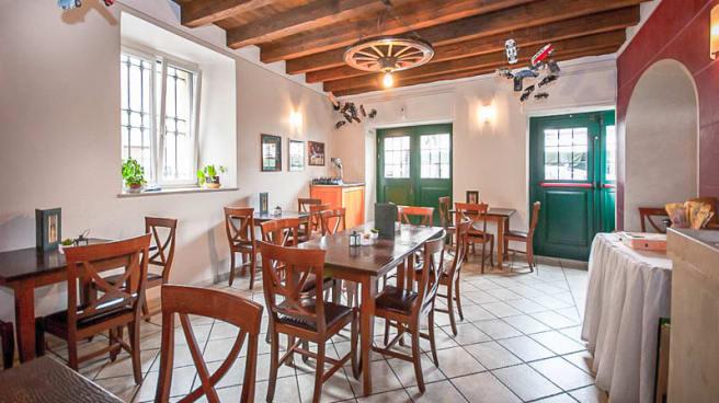 Sala - Caffe Floriam, Brescia