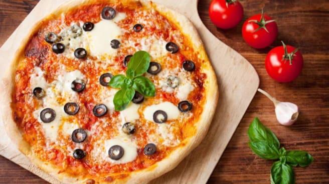 Suggestion de plat - Le Bar à Pizza, Lille