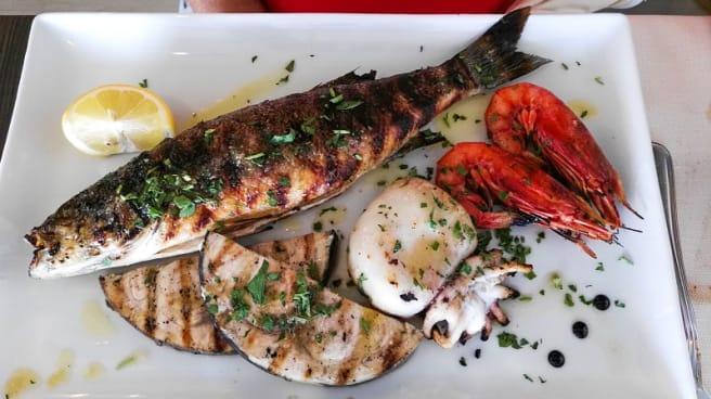 Piatto - Su Nuraxi Restaurant & Pizza Muravera