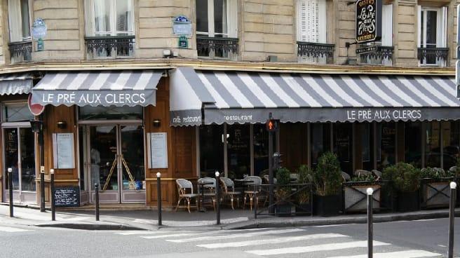 extérieur - Le Pré aux Clercs, Paris