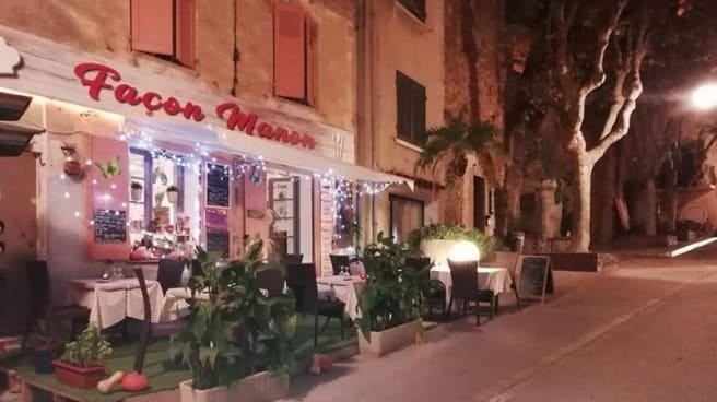 facade - Façon Manon