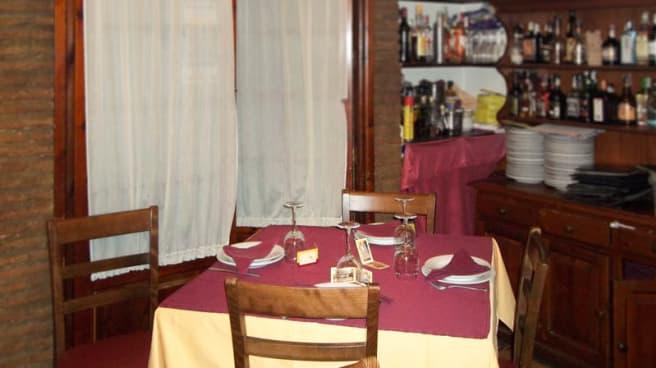 mesas - El Manijero, Sevilla
