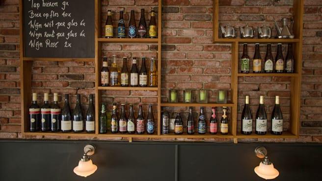 Restaurantzaal - West, Utrecht