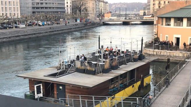extérieur - Bateau-Lavoir, Genève