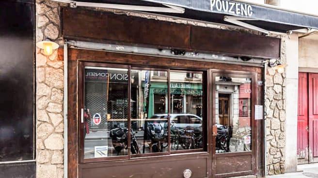 Entrée - Pouzenc, Paris