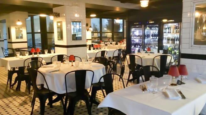 vista sala - Tivoli 3 Restaurant, Milan