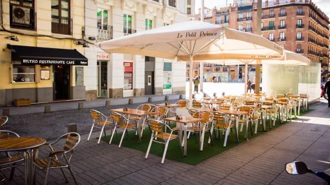 Terraza - Le Petit Prince, Madrid