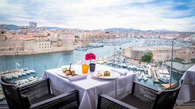 Terrasse - Les Trois Forts - Sofitel Vieux Port, Marseille