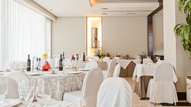 Restaurante Andalucía - Andalucía - Hotel Andalucía Center, Granada