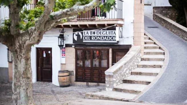 Entrada - La Bodeguita del Rondador, Cazorla