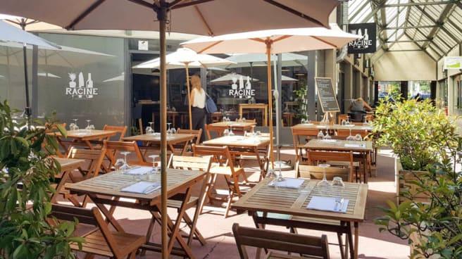 Terrasse - Racine Restaurant, Lyon