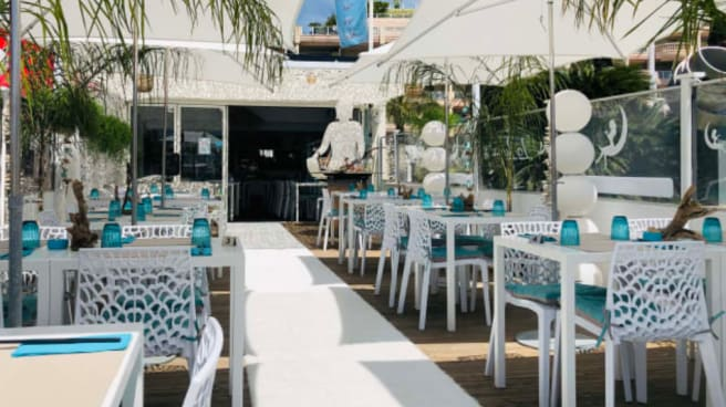 Terrasse - Koh Sushi, Vallauris
