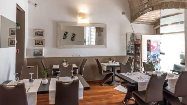 sala interna - Romanazzi's Restaurant