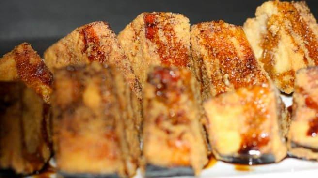 Sugerencia del chef - Restaurante Malasaña . BCN, Barcelona