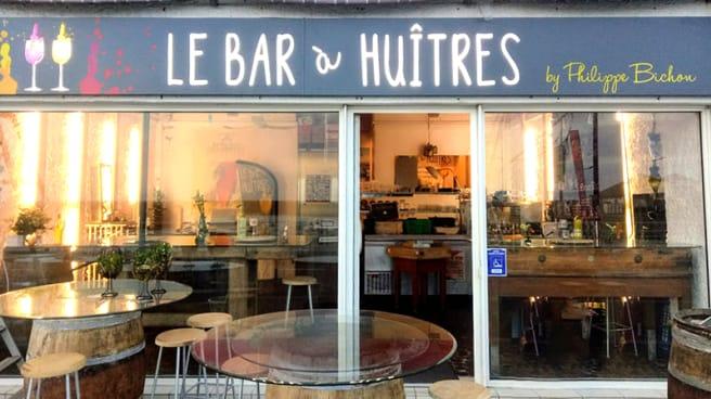 Vue de la terrasse - Le Bar à Huitres, Quiberon