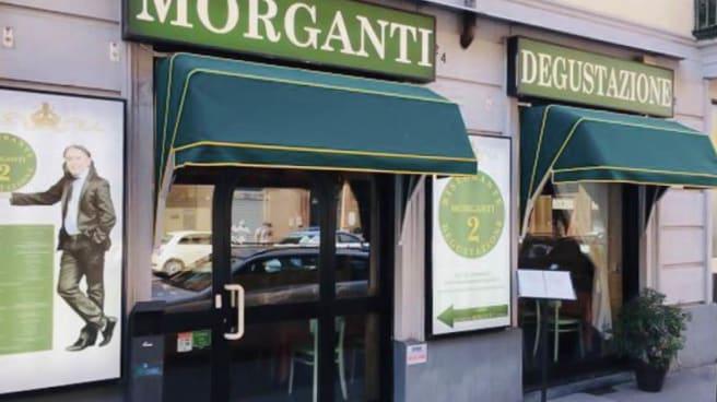 Entrata - Ristorante Morganti 2, Sesto San Giovanni