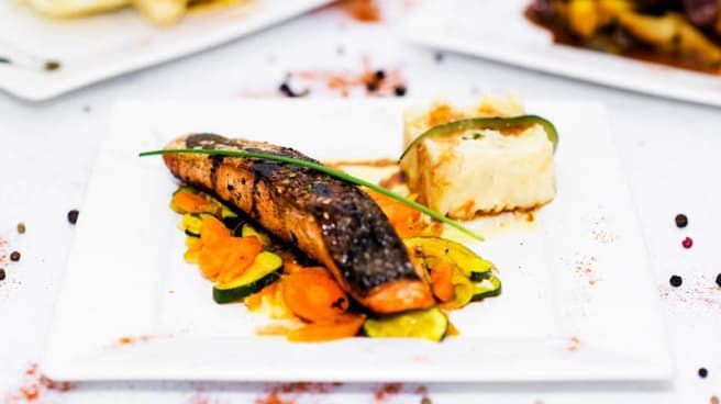Suggestion du Chef - L'Orange Verte, Paris