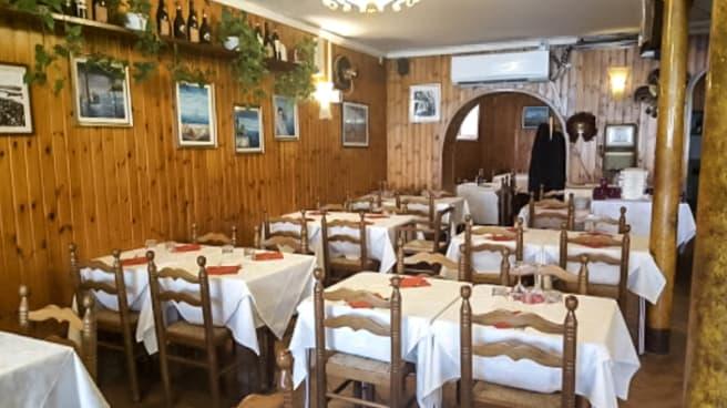 Interno - Trattoria & Pizzeria Do Mori, Venezia