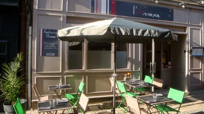 La terrasse - L'Annexe, Vannes