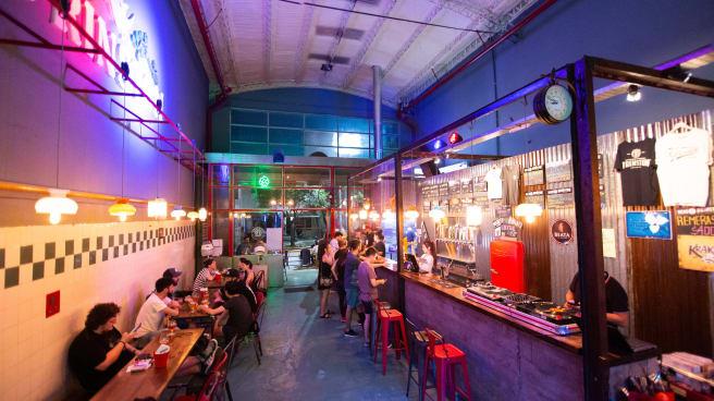 Cervecería Prinston (Devoto), Buenos Aires
