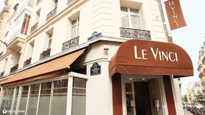 Bienvenue au restaurant Le Vinci - Le Vinci, Paris