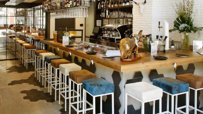 Vista sala - Picca-Dilly Alta Taverna, Barcelona