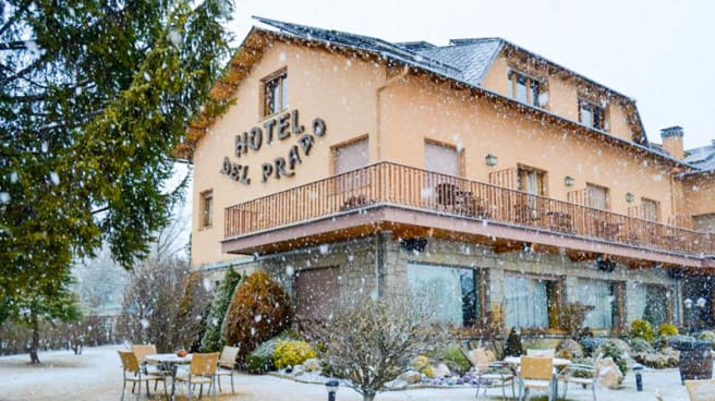 Fachada - Hotel del Prado, Puigcerda