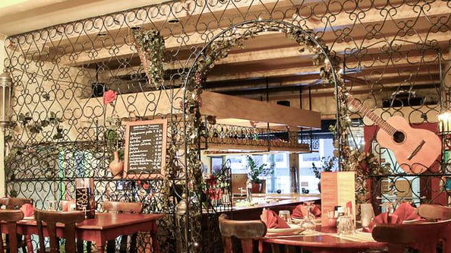 restaurantzaal - Vamos a Ver, Ámsterdam
