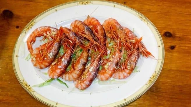 Sugerencia - Mesón del Pescador, Garrucha