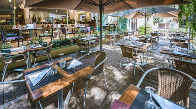 Terrasse - N'Café, Valence