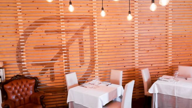Vista sala - Taverna dell'Olmo, Civitavecchia