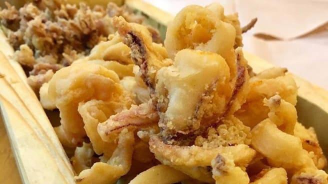 Piatto - 'A NASSA Seafood, Trapani