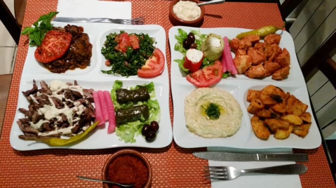 Suggestion de plat - Aux Saveurs du Liban, Paris