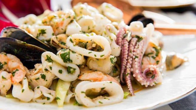 Suggerimento dello chef - Sapori di mare