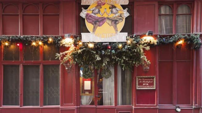 entrée - Les Demoiselles de Rochefort, Lyon