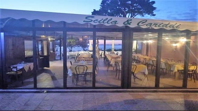 Vista sala - Scilla & Cariddi