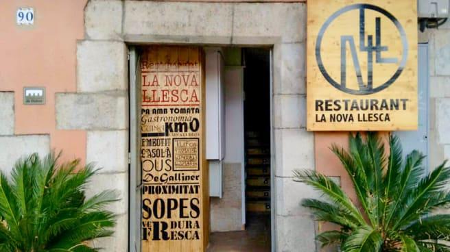 Entrada - La Nova Llesca, Girona