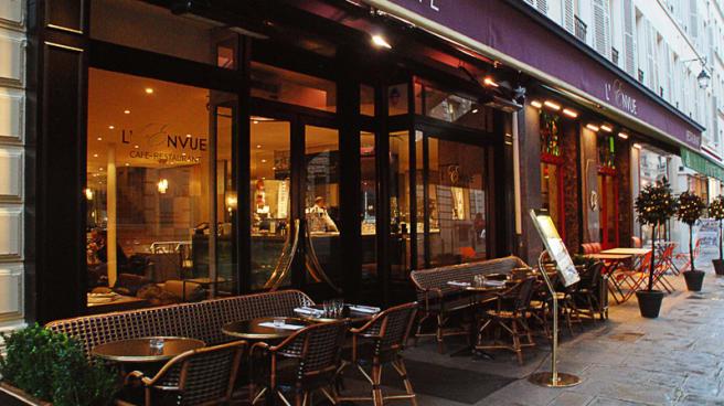 La Terrasse - L'Envue, Paris