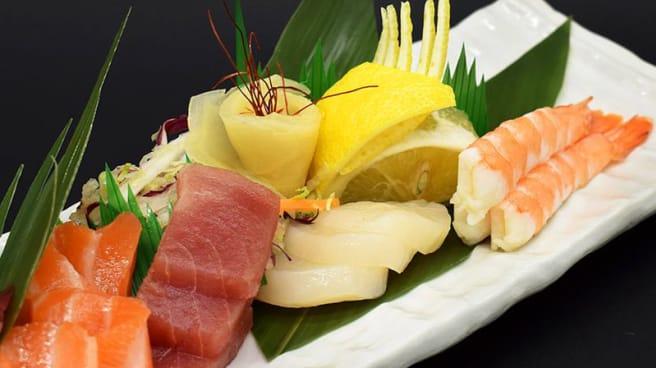Piatto - Sushi di Alessandra Stilo