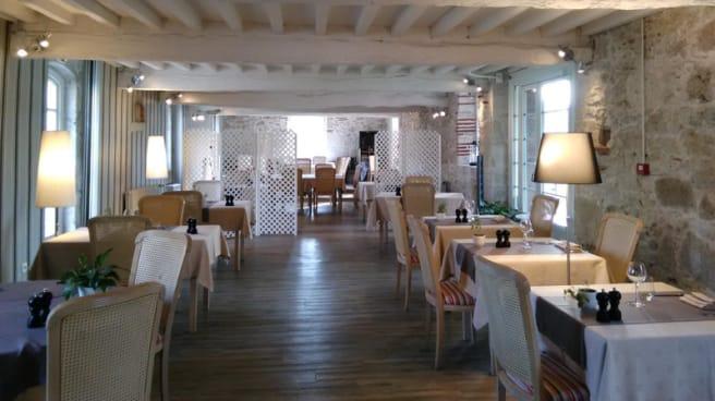 Salle du restaurant - Le Prince Noir